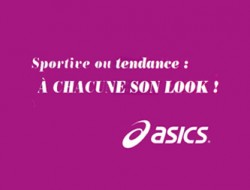 Asics : A chacune son look