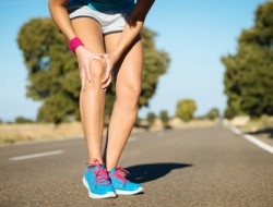 Pathologies courses à pied