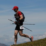 L'Essonnien Cyrille MAROIS Finisher des 80 Km du Mont Blanc