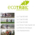 L'éco-Trail de Paris Ile de France