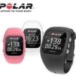 Polar A300 : La montre Fitness tendance