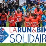 La deuxième édition de la Run&Bike Solidaire