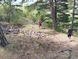 Trail Clermont