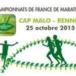 Les Championnats de France de Marathon 2015