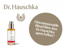 Huile de soin Dr.Hauschka