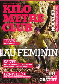 Magazine Kilomètre Club en ligne