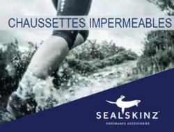 Sealskinz chaussettes imperméables