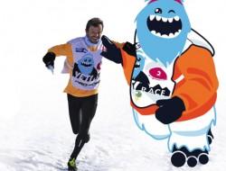 Course Yeti Race à la Plagne