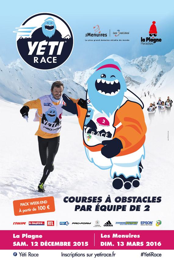 Yeti Race Les Menuires