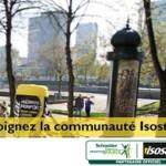 ISOSTAR recrute 8 coureurs pour le Marathon de Paris