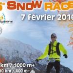 5ème édition de la Snow Race