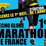 1er Marathon de France: le Tecno Globe Marathon