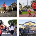 1er semi-marathon de Disneyland Paris