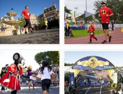 Marathon de Disney