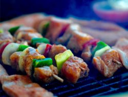 Barbecue et sport