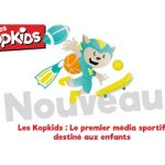 Les Kopkids : Le premier média sportif destiné aux enfants