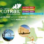 L'EcoTrail®: la course nature s'invite en ville!