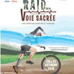 Raid de la Voie Sacrée – L'événement sport nature de l'année 2018